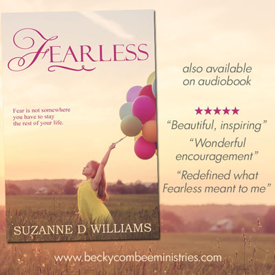 Fearless by Suzanne D. Williams